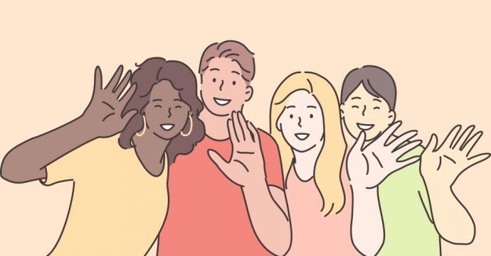 Multi racial singapore