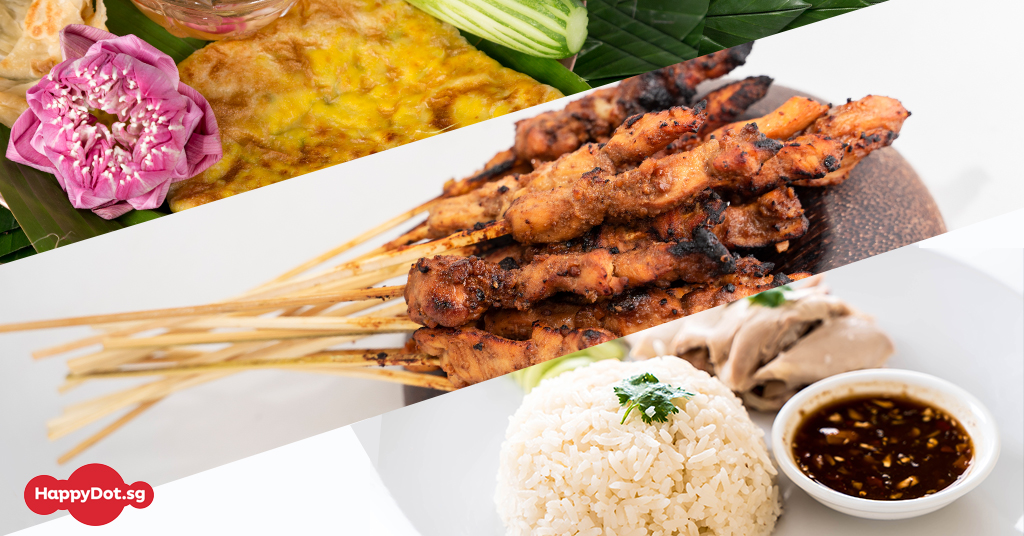 Having a Multiracial Society Adds More Choices For Cuisines